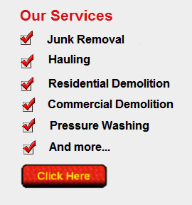 Peninsula Demolition & Hauling Services
